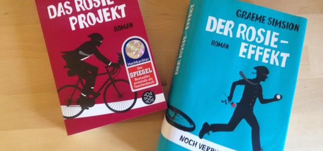 GELESEN –  Das Rosi-Projekt & Der Rosi-Effekt
