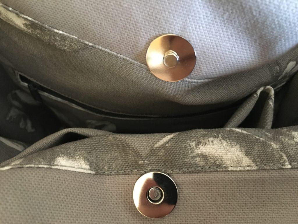 Taschenspieler 4 CaryBag - Magnetverschluss