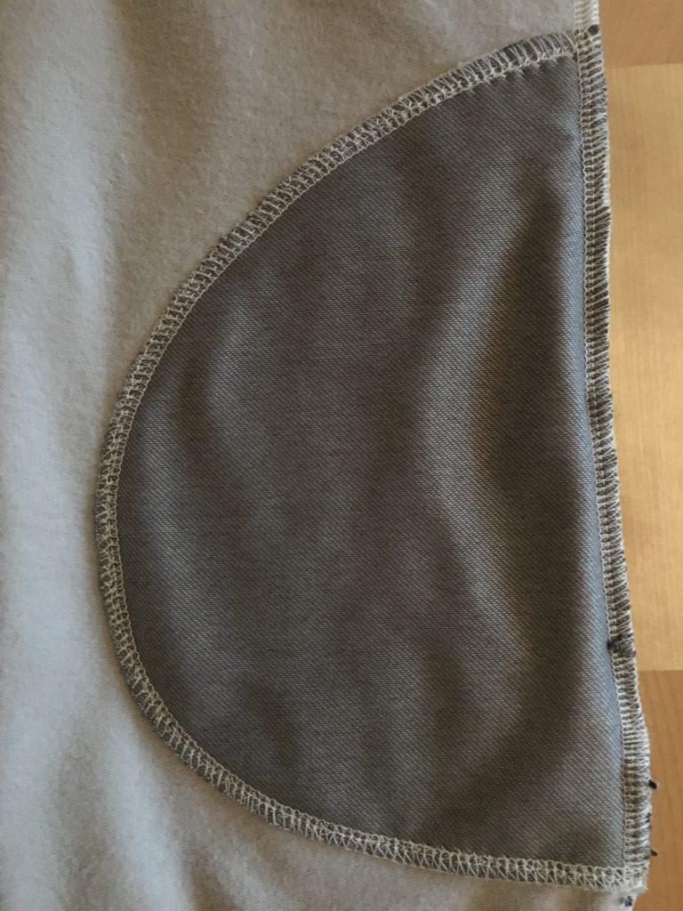 Taschen für den Hoodie