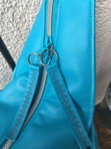 Flexi Bag Reißverschluss
