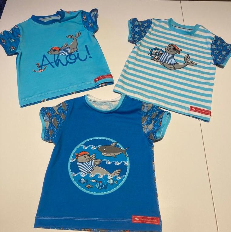 Babyshirt von Klimperklein